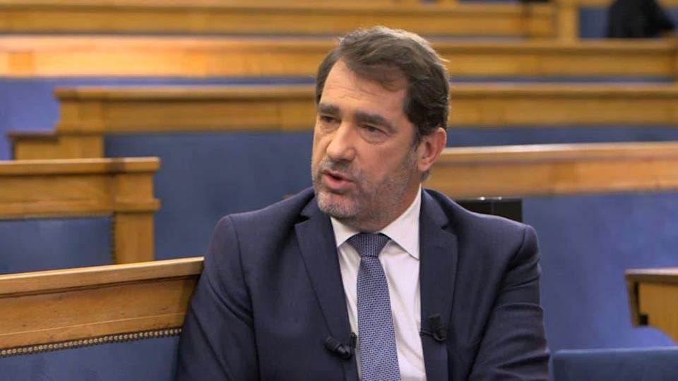 Christophe Castaner à l'Assemblée nationale. (Photo d'illustration) - BFMTV