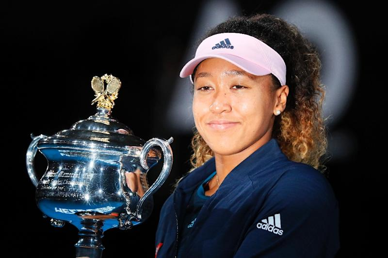 Naomi Osaka has failed to reach a tournament final since winning the Australian Open in January (AFP Photo/DAVID GRAY)