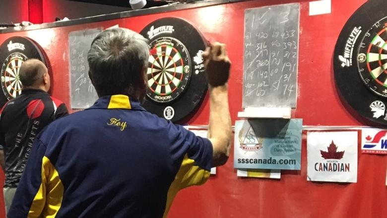 Darts championships wraps up in Saint John