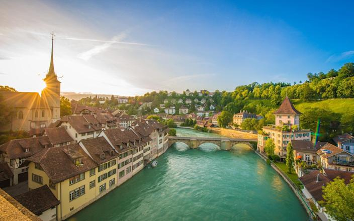 Switzerland could soon be added to the UK's 'red list' - Getty