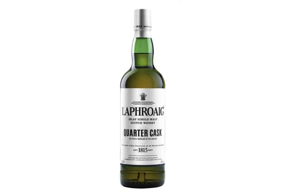Photo credit: Laphroaig
