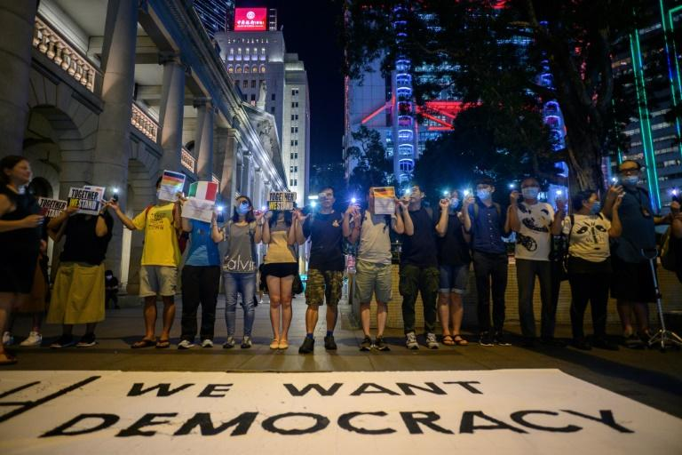 Protests in Hong Kong have now entered their third month