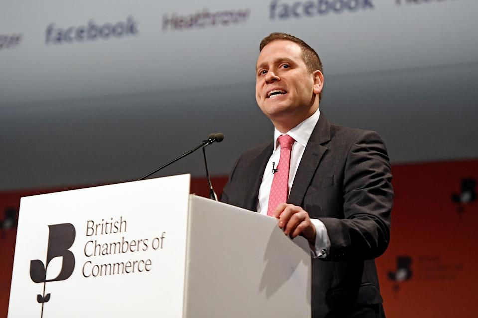 BCC director general Dr Adam Marshall. Photo: Victoria Jones/PA Archive/PA Images
