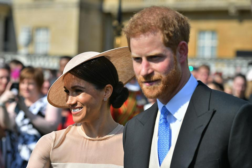 The newlyweds are reportedly set to move to the Cotswolds [Photo: Getty]