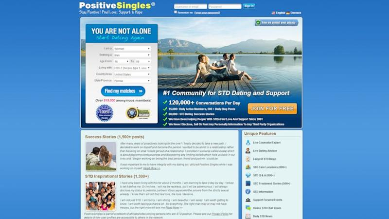 The Positives and Negatives of STD-Positive Dating Sites