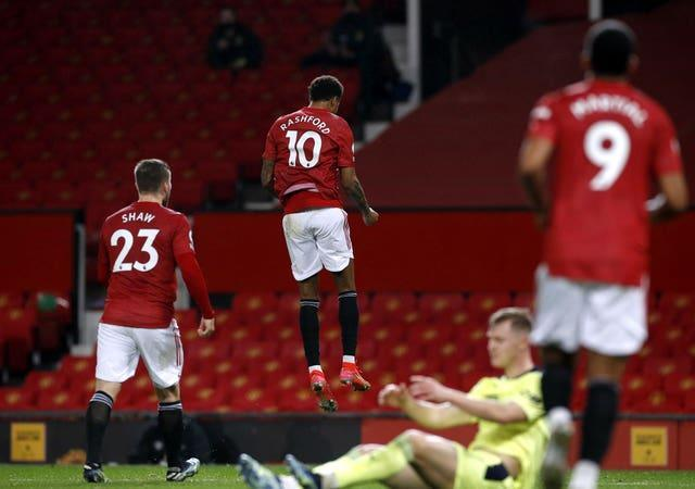 Manchester United continue their fine form from their Europea League drubbing of Real Sociedad