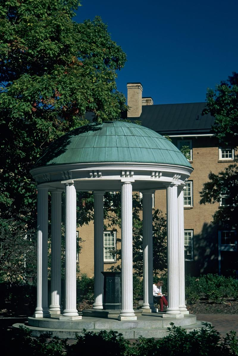 """The University of North Carolina began looking into their own policies after students and a <a href=""""http://www.huffingtonpost.com/2013/01/16/unc-sexual-assault_n_2488383.html"""">former administrator filed two complaints with the U.S. Department of Education's Office of Civil Rights</a>. The <a href=""""http://www.huffingtonpost.com/2013/03/06/unc-sexual-assaults_n_2823522.html"""" target=""""_blank"""">university now has</a> three federal investigations launched by the Education Department, including one into whether the university <a href=""""http://www.huffingtonpost.com/2013/07/07/unc-investigation-retaliation_n_3555886.html"""" target=""""_blank"""">retaliated against </a>one of the complainants."""