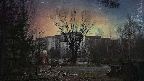 PHOTO: This undated image was taken by one of the illegal explorers of the 30 kilometer abandoned zone around the Chernobyl former nuclear power station while on one of the undercover several day excursions offered by Chernobylexplorer. (Chernobylexplorer)