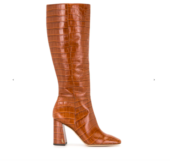 Sam-Edelman-Croc-Boot