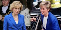 <p>Watts played the People's Princess in the 2013 film <em>Diana, </em>and she totally nailed the icon's look. </p>