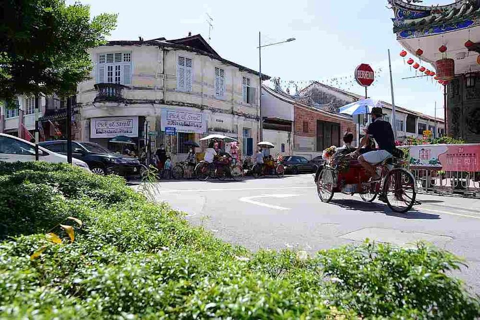Penang is the first choice of destination for most of Malaysians during holidays, according to Association of Tourist Attractions of Penang Chairman Ch'ng Huck Theng. — Picture by Steven Ooi