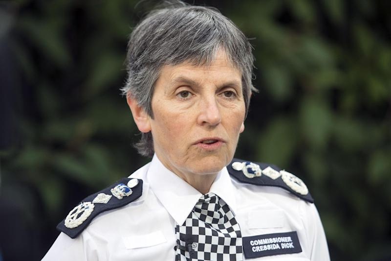 Ms Dick said officers' duty is to be impartial investigators: PA Wire/PA Images