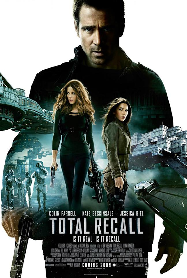 Sony Pictures' 'Total Recall' - 2012