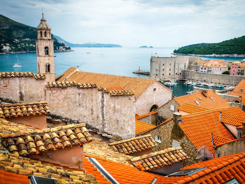 Dubrovnik Has So Many Tourists It May Ban New Restaurants for Five Years