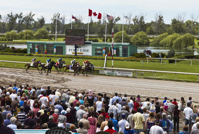 The Fort Erie Race Track saw a terrifying scene two weeks ago. (Photo by: Eye Ubiquitous/Universal Images Group via Getty Images)