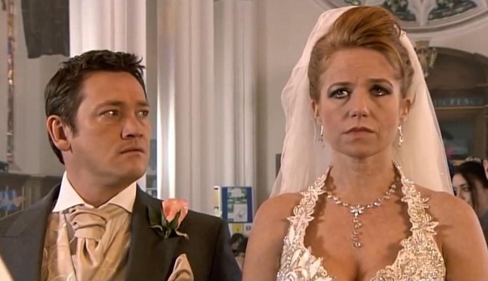 Bianca and Ricky Butcher's wedding is one of the most viewed episodes of 'EastEnders'
