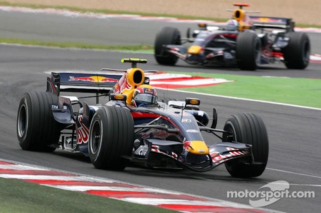 """Red Bull & Sauber/Red Bull/Toro Rosso <span class=""""copyright"""">XPB Images</span>"""