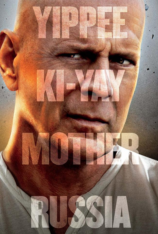 20th Century Fox's 'A Good Day to Die Hard' - 2013