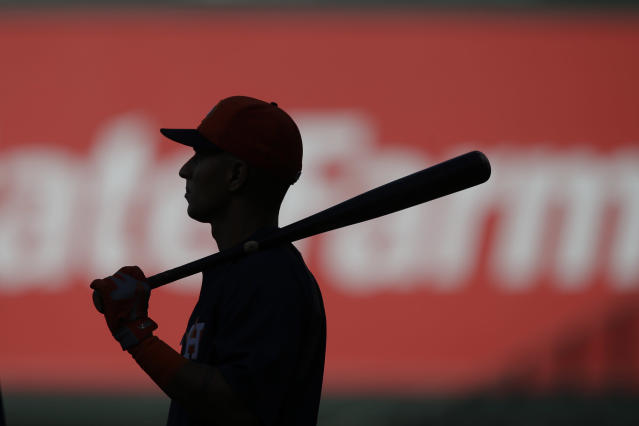 Will 15 teams be looking for an extra bat before opening day? (AP Photo)