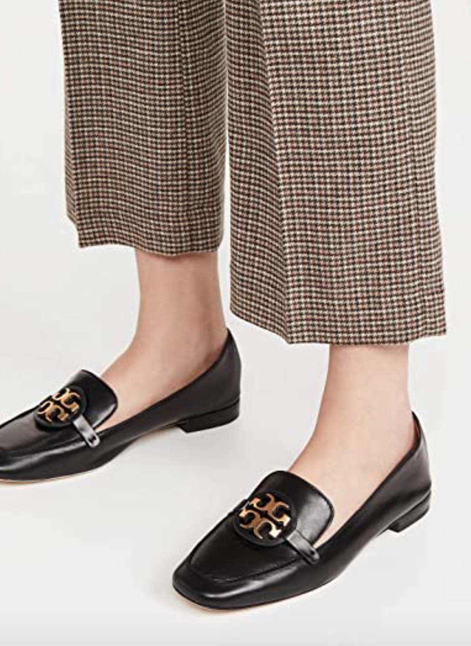 "<br><br><strong>Tory Burch</strong> Women's 15mm Metal Miller Loafers, $, available at <a href=""https://amzn.to/3ln2Xsn"" rel=""nofollow noopener"" target=""_blank"" data-ylk=""slk:Amazon Fashion"" class=""link rapid-noclick-resp"">Amazon Fashion</a>"