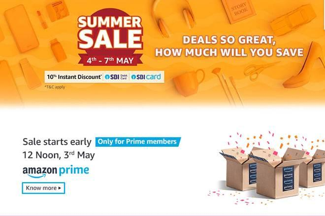 Amazon.in is offering some huge discounts on bestselling products (Image: Website)