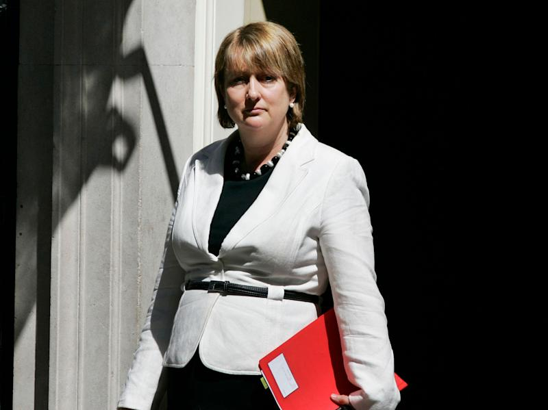 Jacqui Smith was home secretary from 2007 until 2009. (Photo: ASSOCIATED PRESS)