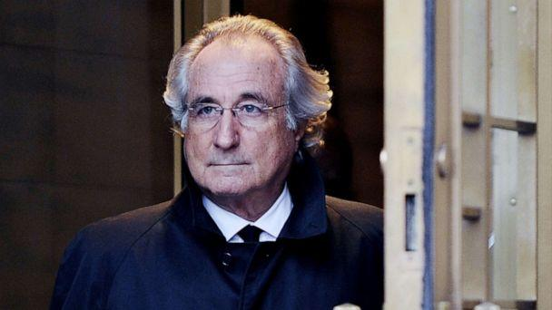 PHOTO: Bernard Madoff leaves US Federal Court after a hearing regarding his bail on Jan. 14, 2009 in N.Y. (Timothy A. Clary/AFP/Getty Images, FILE)