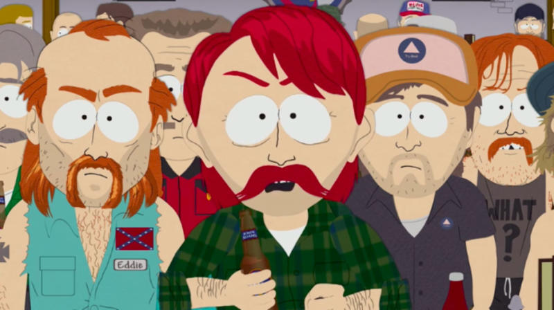 'South Park' Skewers White Nationalists And White Americans Who Forgive Them