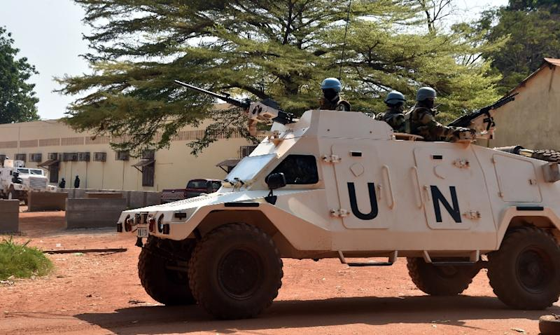 UN Secretary-General Antonio Guterres said in an annual report that there had been a total of 145 cases of sexual exploitation and abuse involving troops and civilians across all UN peace missions in 2016 (AFP Photo/ISSOUF SANOGO)