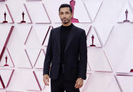 <p>Riz Ahmed. Foto: Chris Pizzelo-Pool/Getty Images</p>