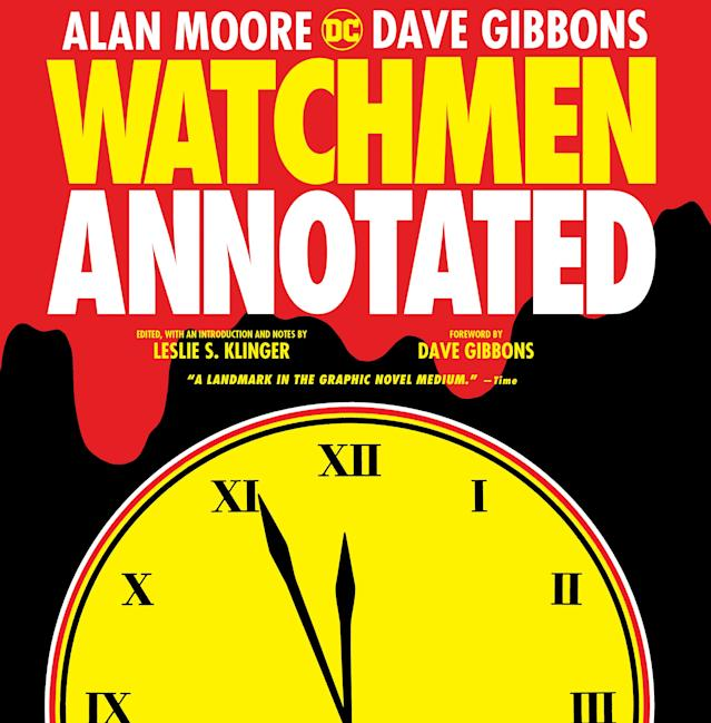 "<p>Alan Moore and Dave Gibbons's masterwork, considered the most influential graphic novel of all time (and subject of a not-so-influential Zack Snyder movie), gets a deluxe hardcover treatment that is a must for any pop-culture fans. This massive edition contains previously unseen source material and detailed marginalia that explains the story's references, from forgotten comic callbacks to 1980s political culture to the competing philosophies that inform a story that is still relevant today.<br><strong>Buy: <a href=""https://www.amazon.com/Watchmen-Annotated-Leslie-S-Klinger/dp/1401265561"" rel=""nofollow noopener"" target=""_blank"" data-ylk=""slk:Amazon"" class=""link rapid-noclick-resp"">Amazon</a></strong> </p>"