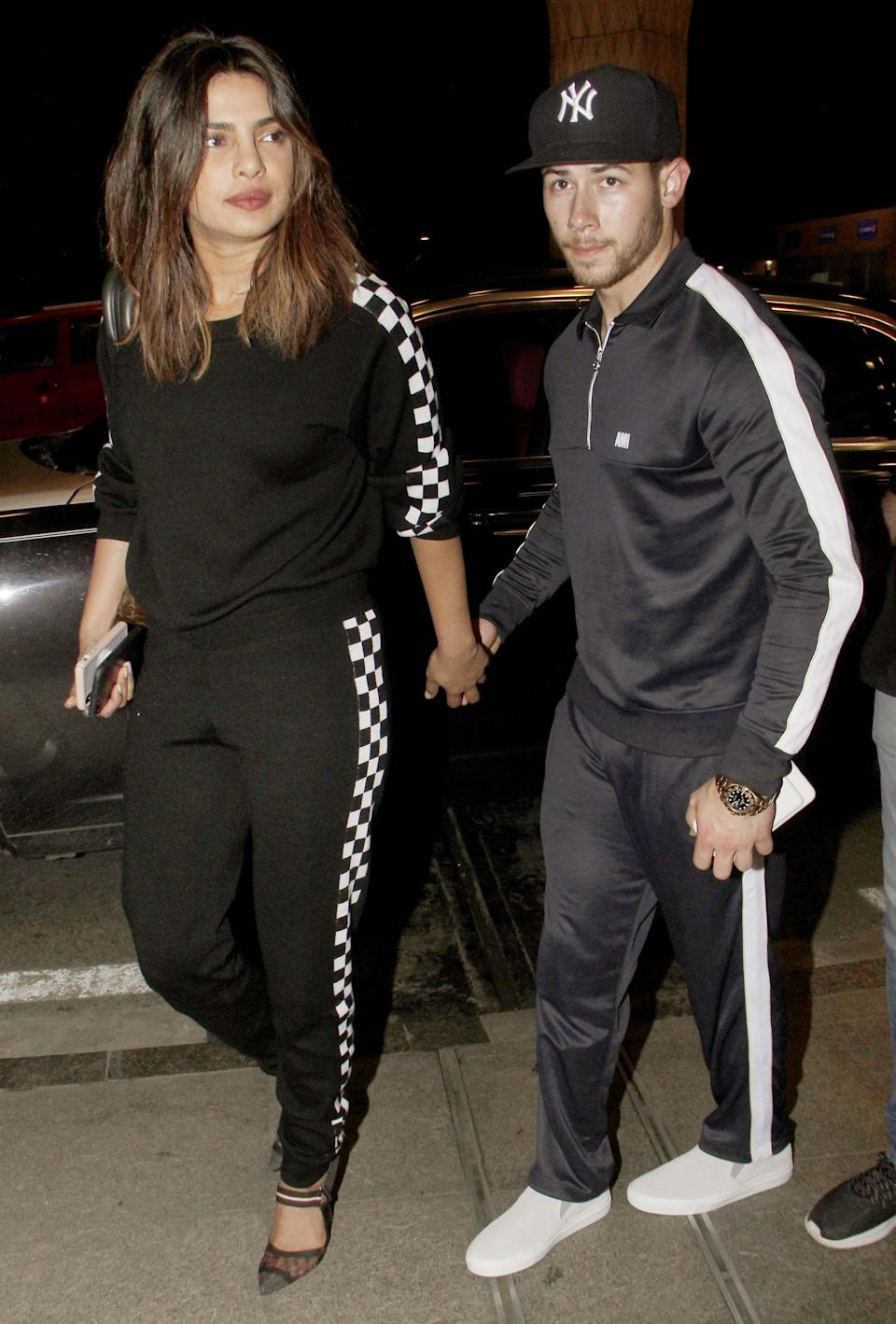 <p>Priyanka Chopra's rumoured link up with singer Nick Jonas is now the talk of the town. The two have been inseparable in the last one month, and have been providing plenty of fodder to the gossip mill with their frequent dates and PDA on Instagram. </p>