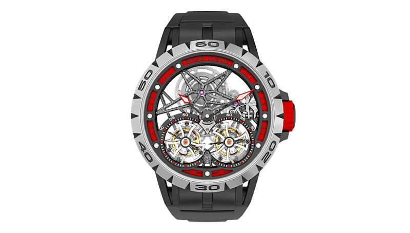 Roger Dubuis Short Films Highlighting Its Excalibur Watches Meld Art and Innovation
