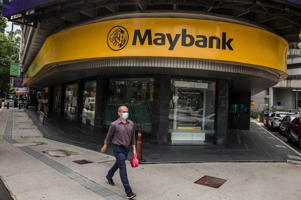 Maybank advised customers to continue with their current repayments if they can afford to do so instead of opting-in at this point in time as the six-month plan would increase overall borrowing costs. — Picture by Firdaus Latif