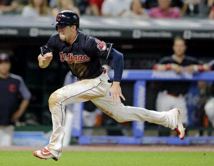 Bradley Zimmer thinks he has what it takes to bring down