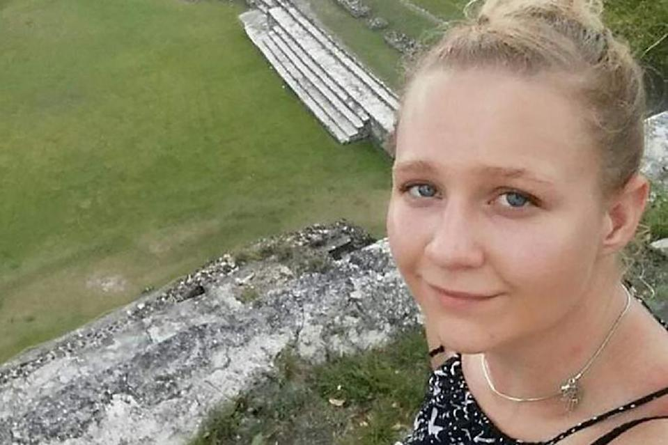 Reality Winner risks a long prison term for leaking a top secret document on Russian hacking during the 2016 election (AFP Photo/-)