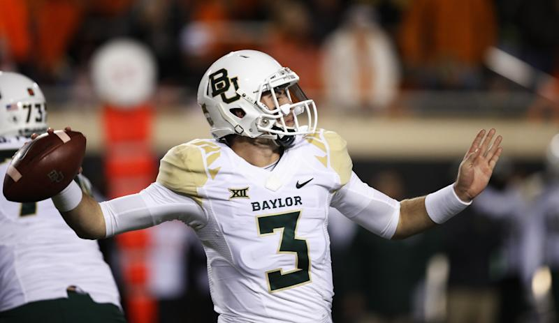 Qb Jarrett Stidham Becomes The Latest To Leave Baylor