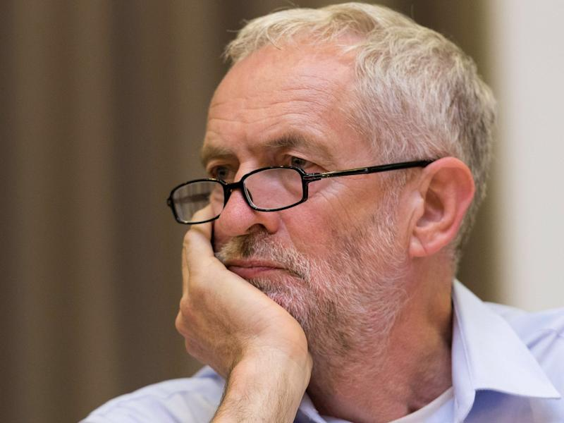 Jeremy Corbyn may be liable to a fine ( )
