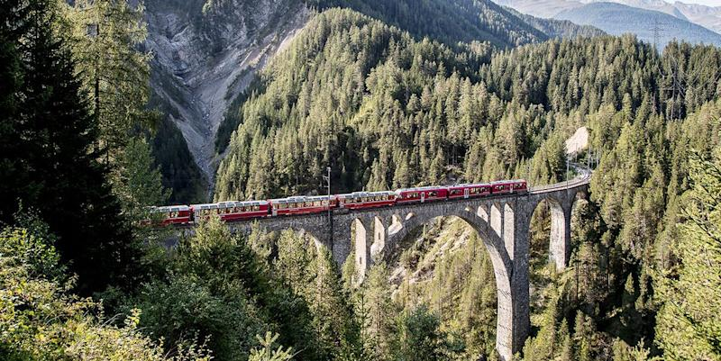 Photo credit: Rhaetische Bahn/Andrea Badrutt