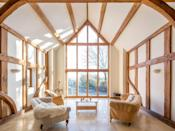 """<p>This 16th century Welsh barn conversion sits in the owner's three acres of private grounds in the village of Churchstoke. With floor-to-ceiling windows and a warm wood-burning stove to relax around with a <a href=""""https://www.esquire.com/uk/food-drink/"""" rel=""""nofollow noopener"""" target=""""_blank"""" data-ylk=""""slk:drink"""" class=""""link rapid-noclick-resp"""">drink</a>, this rental for two is great for couples planning a getaway in the country. </p><p>At <a href=""""https://go.redirectingat.com?id=127X1599956&url=https%3A%2F%2Fwww.sykescottages.co.uk%2Fcottage%2FMid-Wales-Cardigan-Bay-Snead%2FTy-Camlad-17187.html&sref=https%3A%2F%2Fwww.menshealth.com%2Fuk%2Fadventure%2Fg36954308%2Funique-places-to-stay-uk%2F"""" rel=""""nofollow noopener"""" target=""""_blank"""" data-ylk=""""slk:Ty Camlad"""" class=""""link rapid-noclick-resp"""">Ty Camlad</a>, you can explore the nearby hills or drive to the market town of Bishop's Castle, home to a thriving selection of restaurants and shops. Inside, there are vaulted ceilings and uninterrupted views of the Camlad Valley, as well as a roll top bath and sumptuous seating with views.</p><p><strong>Sleeps: </strong>2 (no dogs)</p><p><strong>Available from: </strong><a href=""""https://go.redirectingat.com?id=127X1599956&url=https%3A%2F%2Fwww.sykescottages.co.uk%2Fcottage%2FMid-Wales-Cardigan-Bay-Snead%2FTy-Camlad-17187.html&sref=https%3A%2F%2Fwww.menshealth.com%2Fuk%2Fadventure%2Fg36954308%2Funique-places-to-stay-uk%2F"""" rel=""""nofollow noopener"""" target=""""_blank"""" data-ylk=""""slk:Sykes Holiday Cottages"""" class=""""link rapid-noclick-resp"""">Sykes Holiday Cottages</a></p><p><strong>Price:</strong> Seven nights from £653</p><p><a class=""""link rapid-noclick-resp"""" href=""""https://go.redirectingat.com?id=127X1599956&url=https%3A%2F%2Fwww.sykescottages.co.uk%2Fcottage%2FMid-Wales-Cardigan-Bay-Snead%2FTy-Camlad-17187.html&sref=https%3A%2F%2Fwww.menshealth.com%2Fuk%2Fadventure%2Fg36954308%2Funique-places-to-stay-uk%2F"""" rel=""""nofollow noopener"""" target=""""_blank"""" data-ylk=""""slk:CHECK AVAILABILITY"""">CHECK AV"""
