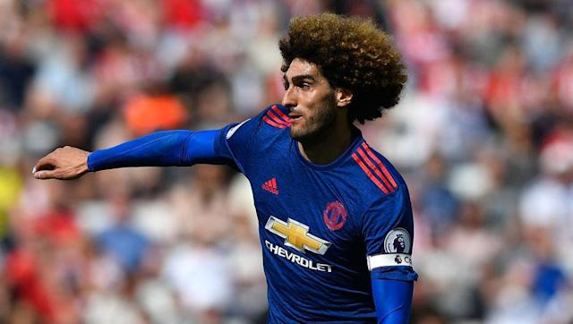 <p>Captains are the manager's servant on the pitch and that is exactly what prompted Mourinho to hand the armband to Marouane Fellaini for the recent clash with Sunderland.</p> <br><p>He was far from the most skilful player in the line-up and is still losing a never-ending battle to win over the majority of United fans, but the Belgian's great qualities as a trustworthy and loyal individual were enough for Mourinho to make him leader for the day.</p>