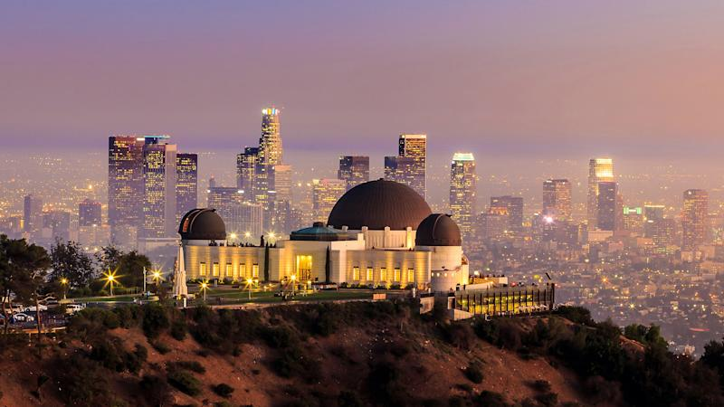 Griffith-Park-Observatory-Los-Angeles-California