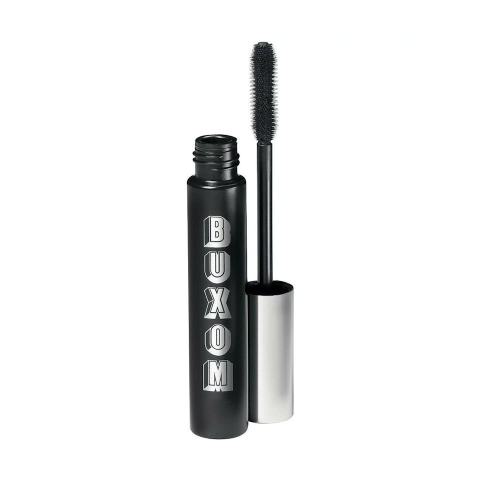 "This mascara is beloved for the long, thick, and clean lashes it delivers (who has time for clumps in the morning?). Plus, it's enriched with vitamins, so it's basically good for you. $22, Ulta. <a href=""https://www.ulta.com/buxom-lash-mascara?productId=xlsImpprod13631043"">Get it now!</a>"