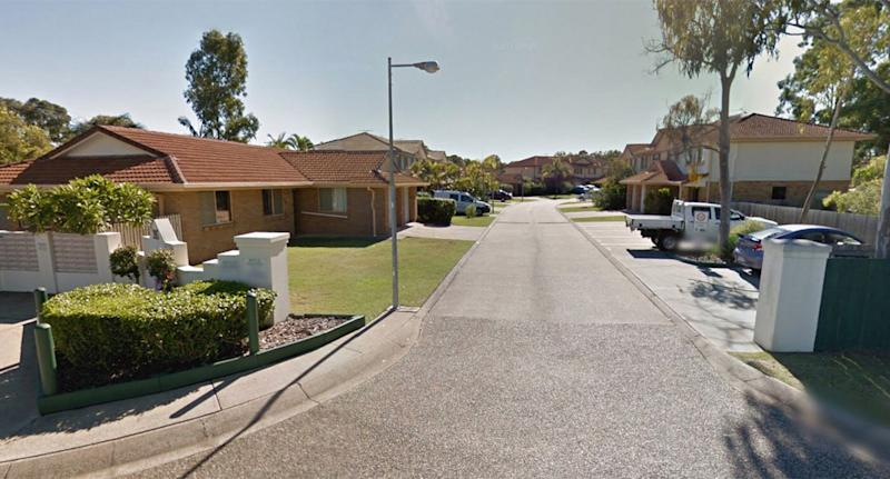 A toddler was playing with his twin brother when a reversing learner driver ran over the pair at Thornside, in Brisbane's Bayside. Source: Google Maps