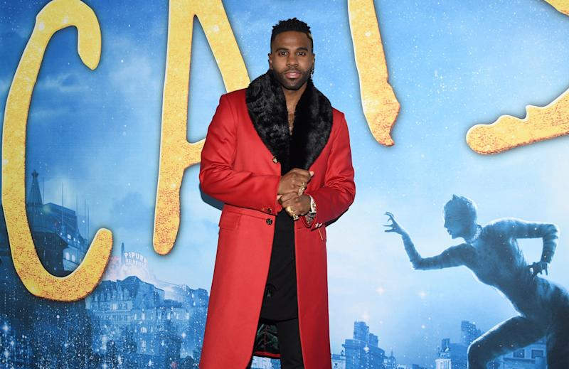 Jason Derulo questioned the validity of reviewers' opinions (Invision/AP)