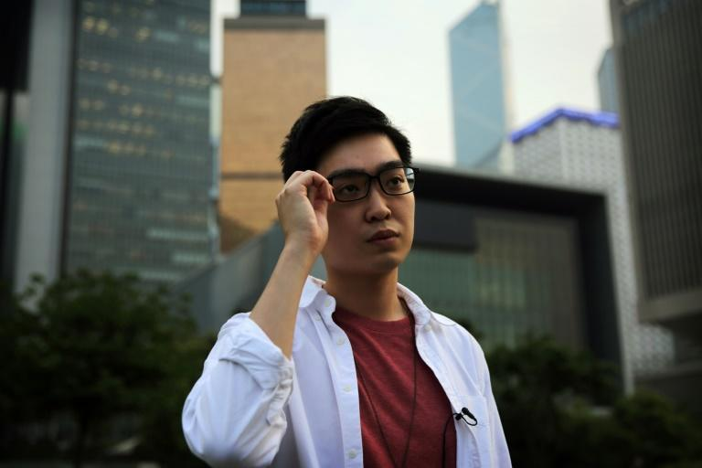 Andy Chan set up the Hong Kong National Party (HKNP) in March 2016 but he has been banned by the city's government from taking part in the September legislative election