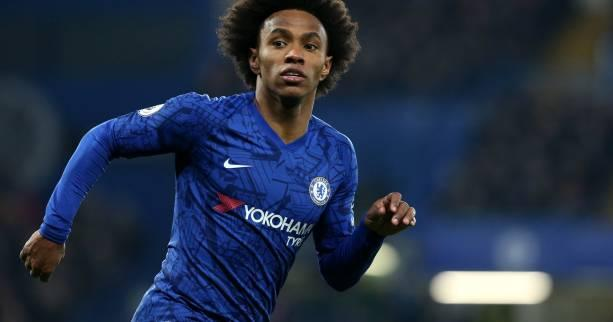Foot - Transferts - Transferts : Willian (ex-Chelsea) signe trois ans à Arsenal (officiel)