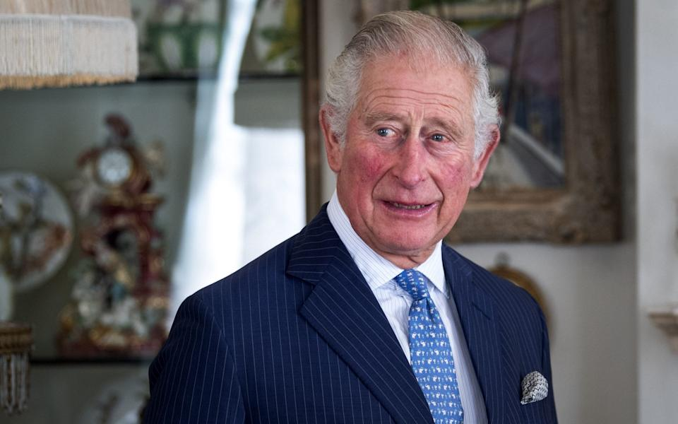 Prince Charles said we must take advantage of increased engagement on the environment - Victoria Jones/PA