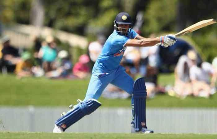 Manish Pandey's 104 helps India 'Red' beat Tamil Nadu by 32 runs