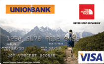 Best Co-Branded Credit Cards Philippines - Unionbank North Face Visa